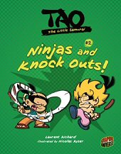 cover: Tao, the Little Samurai - Ninjas and Knock Outs!