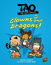 cover: Tao, the Little Samurai - Clowns and Dragons!