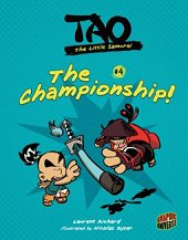 cover: Tao, the Little Samurai - The Championship!