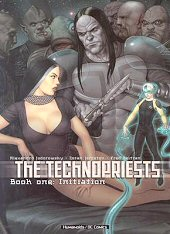 cover: The Technopriests #1: Initiation