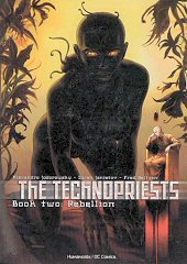 cover: The Technopriests #2: Rebellion