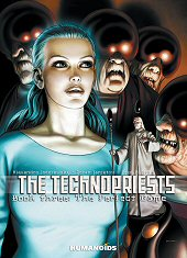 cover: The Technopriests #3: The Perfect Game
