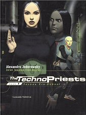 cover: The Technopriests - book 1: Techno Pre-School
