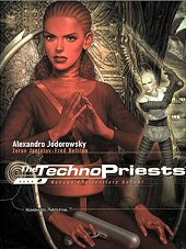 cover: The Technopriests - book 2: Nohope Penitentiary School