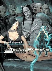 cover: The Technopriests - book 3: Planeta Games