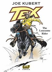 cover: Tex - The Lonesome Rider