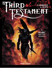 cover: Third Testament #1 - Marc, The Lion Awakens