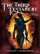 cover: Third Testament #1 - The Lion Awakes