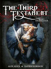 cover: Third Testament #2 - The Angels Face