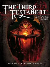 cover: Third Testament #3 - The Might of an Ox