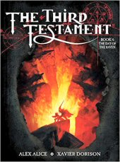 cover: Third Testament #4 - The Day of the Raven