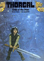 cover: Thorgal - Child of the Stars