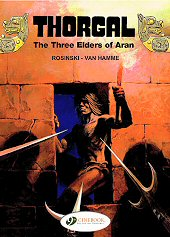 cover: Thorgal - The Three Elders of Aran