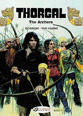 cover: Thorgal - The Archers