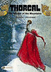 cover: Thorgal -  The Master of the Mountains