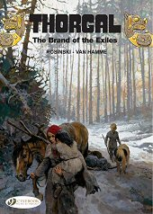cover: Thorgal - The Brand of the Exiles