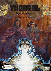 cover: Thorgal - Ogotai's Crown