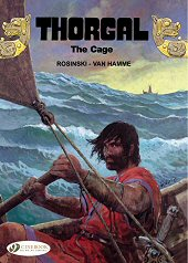 cover: Thorgal - The Cage