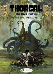 cover: Thorgal - The Blue Plague