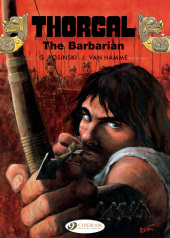 cover: Thorgal - The Barbarian
