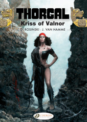 cover: Thorgal - Kriss of Valnor