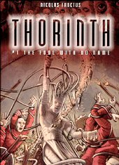 cover: Thorinth #1 - The Fool With No Name