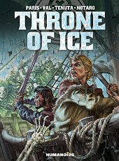 cover: Throne of Ice