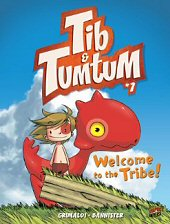 cover: Tib & Tumtum - Welcome to the Tribe!