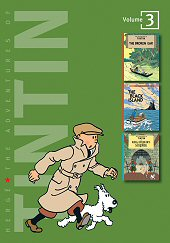 cover: The Adventures of Tintin #3
