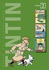 cover: The Adventures of Tintin #2