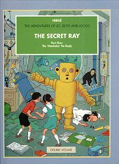 cover: The Secret Ray, Volume 1: The 'Manitoba' No Reply