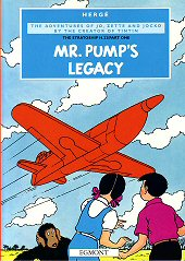 cover: The Stratoship H.22, Volume 1: Mr. Pump's Legacy