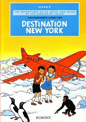 cover: The Stratoship H.22, Volume 2: Destination New York