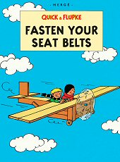 cover: Quick & Flupke - Fasten Your Seat Belts