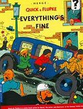 cover: Quick & Flupke - Everything's Fine
