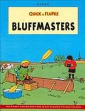 cover: Quick & Flupke - Bluffmasters