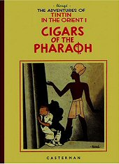 cover: Cigars of the Pharaoh