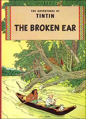 cover: The Broken Ear