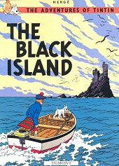 cover: The Black Island
