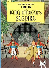 cover: King Ottokar's Sceptre