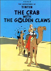 cover: The Crab with the Golden Claws