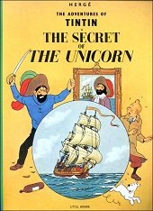 cover: The Secret of the Unicorn