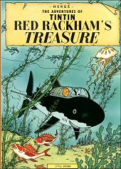 cover: Red Rackham's Treasure