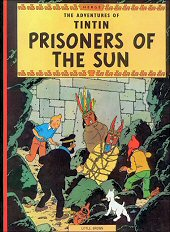 cover: Prisoners of the Sun