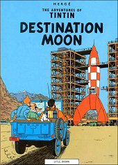 cover: Destination Moon