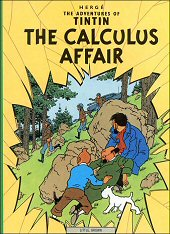 cover: The Calculus Affair