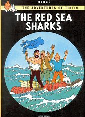 cover: The Red Sea Sharks
