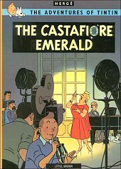 cover: The Castafiore Emerald