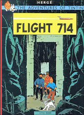 cover: Flight 714