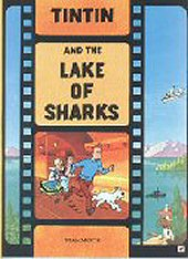 cover: Tintin and the Lake of Sharks
